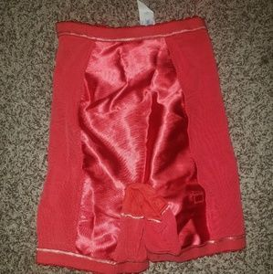 Vintage girdle with garter attachments